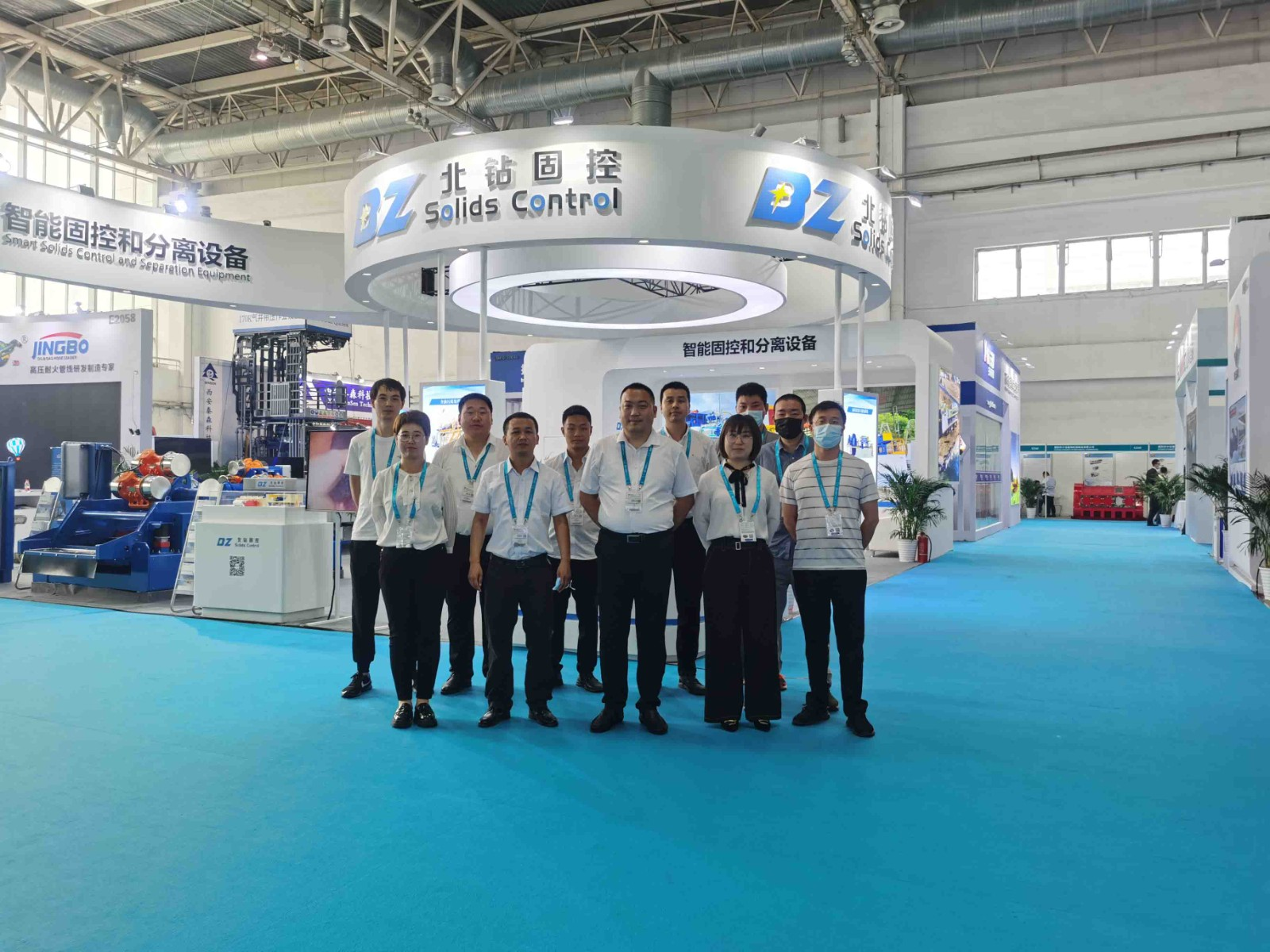 BDRC CIPPE Beijing Oil Exhibition successfully concluded